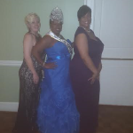 Ms. Black Globe International Polly and the ladies